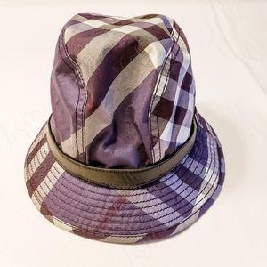 Burberry Bucket Style Hat